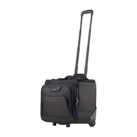 Pilotenkoffer mit Trolleysytem PIONEER 38x47x27cm schwarz Polyester LIGHTPAK 46108 Produktbild