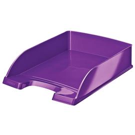 Briefkorb WOW für A4 242x63x340mm violett metallic Kunststoff Leitz 5226-30-62 Produktbild