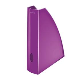 Stehsammler WOW 75x312x258mm violett metallic Kunststoff Leitz 5277-10-62 Produktbild