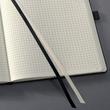 Notizbuch CONCEPTUM Softwave kariert Tablet-Format 180x240mm 80Seiten schwarz Hardcover Sigel CO117 Produktbild Additional View 1 S