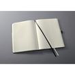 Notizbuch CONCEPTUM Softwave kariert Tablet-Format 180x240mm 80Seiten schwarz Hardcover Sigel CO117 Produktbild Additional View 2 S