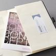 Notizbuch CONCEPTUM Softwave kariert Tablet-Format 180x240mm 80Seiten schwarz Hardcover Sigel CO117 Produktbild Additional View 3 S