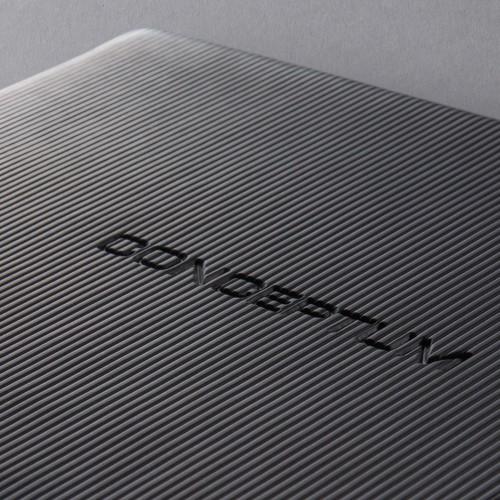 Notizbuch CONCEPTUM Softwave kariert Tablet-Format 180x240mm 80Seiten schwarz Hardcover Sigel CO117 Produktbild Additional View 9 L