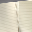 Notizbuch CONCEPTUM Softwave liniert A5 135x210mm 194Seiten red Softcover Sigel CO325 Produktbild Additional View 3 S