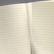 Notizbuch CONCEPTUM Softwave liniert A5 135x210mm 194Seiten dark grey Softcover Sigel CO329 Produktbild Additional View 3 S