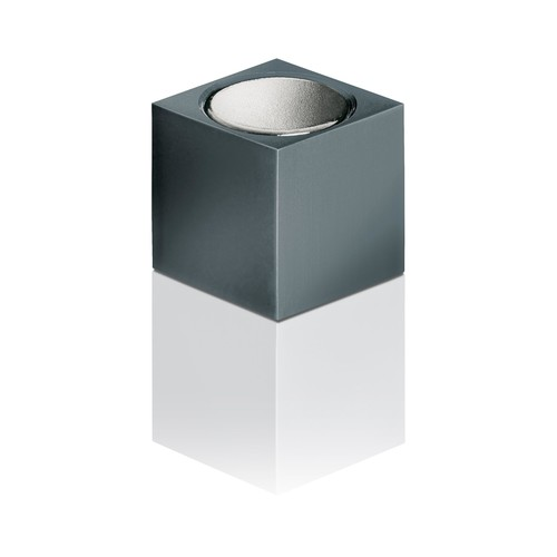 SuperDym-Magnet-Cube C5 artverum 10x10x10mm titangrau stark Sigel GL728 (PACK=6 STÜCK) Produktbild Additional View 1 L