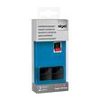 SuperDym-Magnet-Würfel C20 artverum Cube-Design 20x20x20mm schwarz super stark Sigel GL722 (PACK=2 STÜCK) Produktbild