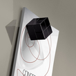 SuperDym-Magnet-Würfel C20 artverum Cube-Design 20x20x20mm schwarz super stark Sigel GL722 (PACK=2 STÜCK) Produktbild Additional View 5 S