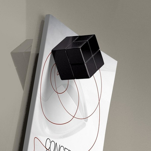 SuperDym-Magnet-Würfel C20 artverum Cube-Design 20x20x20mm schwarz super stark Sigel GL722 (PACK=2 STÜCK) Produktbild Additional View 5 L