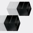 SuperDym-Magnet-Würfel C20 artverum Cube-Design 20x20x20mm schwarz super stark Sigel GL722 (PACK=2 STÜCK) Produktbild Additional View 3 S