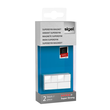 SuperDym-Magnet-Würfel C20 artverum Cube-Design 20x20x20mm weiß super stark Sigel GL723 (PACK=2 STÜCK) Produktbild