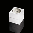 SuperDym-Magnet-Würfel C20 artverum Cube-Design 20x20x20mm weiß super stark Sigel GL723 (PACK=2 STÜCK) Produktbild Additional View 1 S