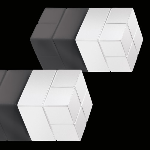 SuperDym-Magnet-Würfel C20 artverum Cube-Design 20x20x20mm weiß super stark Sigel GL723 (PACK=2 STÜCK) Produktbild Additional View 2 L