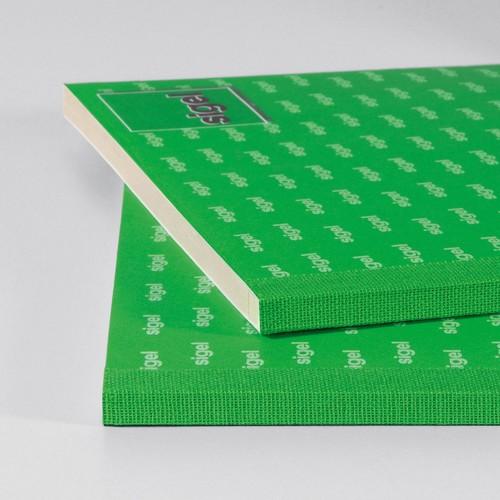 Lieferscheinbuch A5 hoch 2x50Blatt mit Blaupapier Sigel LI528 Produktbild Additional View 1 L