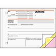 Quittungsblock A6 quer 3x40Blatt mit Sicherheitsdruck selbstdurchschreibend Sigel SD023 Produktbild Additional View 2 S