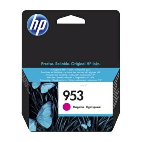 Tintenpatrone 953 für HP OfficeJet Pro 8210/8700 10ml magenta HP F6U13AE Produktbild Front View L
