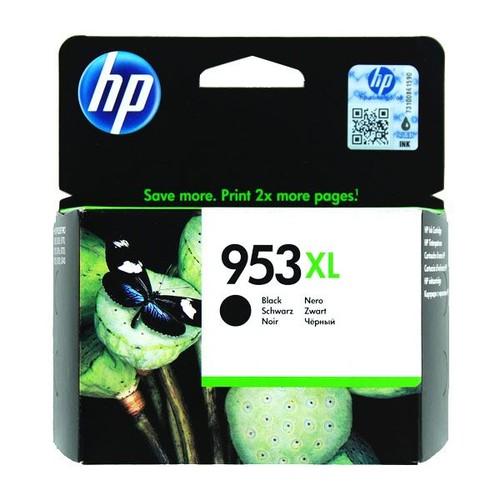 Tintenpatrone 953XL für HP OfficeJet Pro 8210/8700 42,5ml schwarz HP L0S70AE Produktbild Front View L