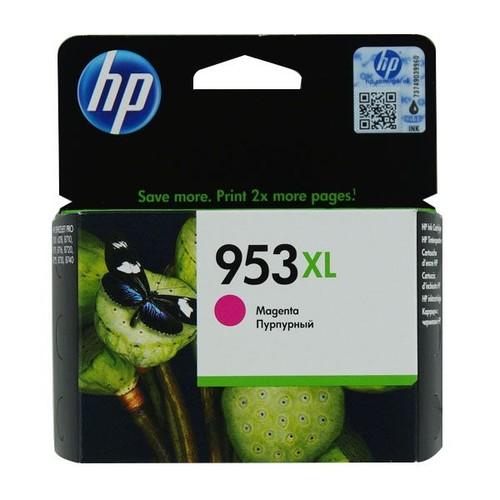 Tintenpatrone 953XL für HP OfficeJet Pro 8210/8700 20ml magenta HP F6U17AE Produktbild Front View L