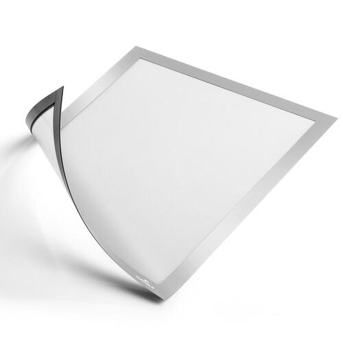 Magnetrahmen DURAFRAME A3 silber magnetisch Durable 4868-23 (PACK=5 STÜCK) Produktbild Additional View 1 L