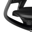 Klimastuhl Mera98K mit Armlehnen Farbe schwarz 589 Klöber Produktbild Additional View 4 S