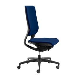 Drehstuhl BASIC Mera98 ohne Armlehnen Farbe dunkelblau 0428-70 Klöber Produktbild