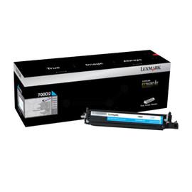 Entwicklereinheit 700D2 für CS310/ CX310 40000Seiten cyan Lexmark 70C0D20 Produktbild