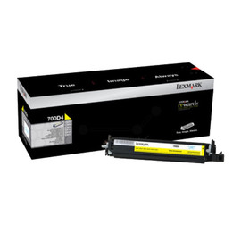 Entwicklereinheit 700D3 für CS310/ CX310 40000Seiten yellow Lexmark 70C0D40 Produktbild