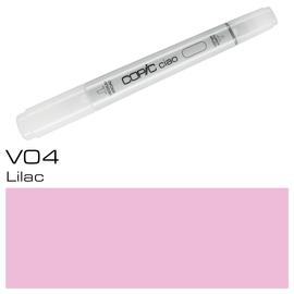 Copic Ciao Typ V04 Rund- und Keilspitze lilac Holtz 22075138 Produktbild