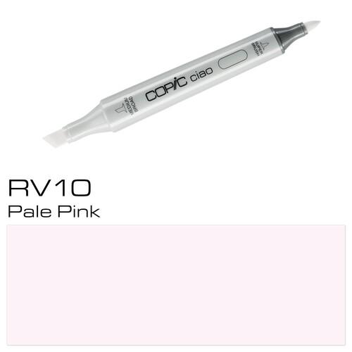 Copic Ciao Typ RV10 Rund- und Keilspitze pale pink Holtz 22075177 Produktbild Additional View 1 L