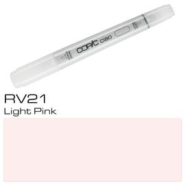 Copic Ciao Typ RV21 Rund- und Keilspitze light pink Holtz 22075179 Produktbild