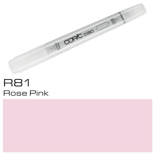 Copic Ciao Typ R81 Rund- und Keilspitze rose pink Holtz 22075357 Produktbild