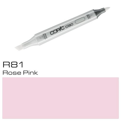 Copic Ciao Typ R81 Rund- und Keilspitze rose pink Holtz 22075357 Produktbild Additional View 1 L