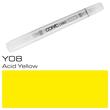 Copic Ciao Typ Y08 Rund- und Keilspitze acid yellow Holtz 22075192 Produktbild