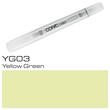 Copic Ciao Typ YG03 Rund- und Keilspitze yellow green Holtz 2207522 Produktbild