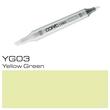 Copic Ciao Typ YG03 Rund- und Keilspitze yellow green Holtz 2207522 Produktbild Additional View 1 S