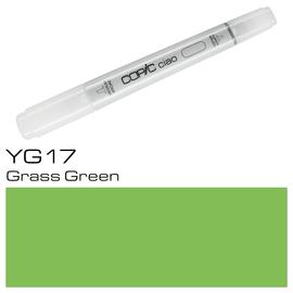Copic Ciao Typ YG17 Rund- und Keilspitze grass green Holtz 22075141 Produktbild