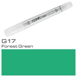 Copic Ciao Typ G17 Rund- und Keilspitze forest green Holtz 2207523 Produktbild