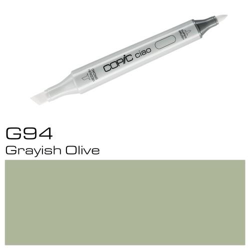 Copic Ciao Typ G94 Rund- und Keilspitze grayish olive Holtz 22075258 Produktbild Additional View 1 L