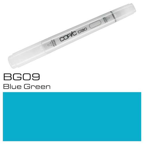 Copic Ciao Typ BG09 Rund- und Keilspitze holiday blue Holtz 2207536 Produktbild