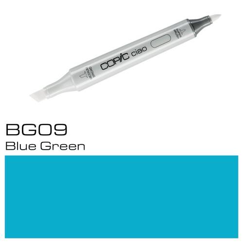 Copic Ciao Typ BG09 Rund- und Keilspitze holiday blue Holtz 2207536 Produktbild Additional View 1 L