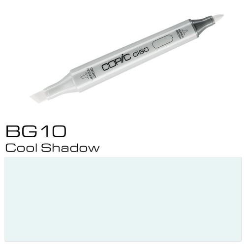 Copic Ciao Typ BG10 Rund- und Keilspitze cool shadow Holtz 2207578 Produktbild Additional View 1 L