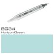 Copic Ciao Typ BG34 Rund- und Keilspitze horizon green Holtz 22075219 Produktbild Additional View 1 S