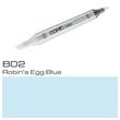 Copic Ciao Typ B02 Rund- und Keilspitze robin´s egg blue Holtz 22075134 Produktbild Additional View 1 S