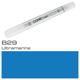 Copic Ciao Typ B29 Rund- und Keilspitze ultramarine Holtz 2207525 Produktbild