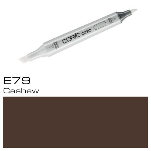 Copic Ciao Typ E79 Rund- und Keilspitze cashew Holtz 22075332 Produktbild Additional View 1 L