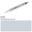 Copic Ciao Typ C3 Rund- und Keilspitze cool gray No.3 Holtz 2207513 Produktbild Additional View 1 S