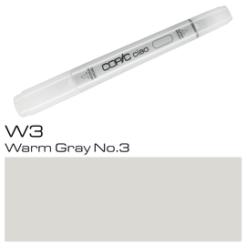 Copic Ciao Typ W3 Rund- und Keilspitze warm gray No.3 Holtz 22075326 Produktbild