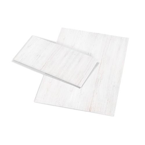 Struktur-Papier Inkjet+Laser+Kopier A4 90g Holz beige Sigel DP241 (PACK=100 BLATT) Produktbild Additional View 6 L