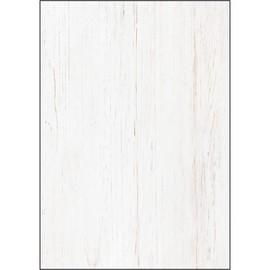 Struktur-Papier Inkjet+Laser+Kopier A4 200g Holz beige Sigel DP242 (PACK=50 BLATT) Produktbild