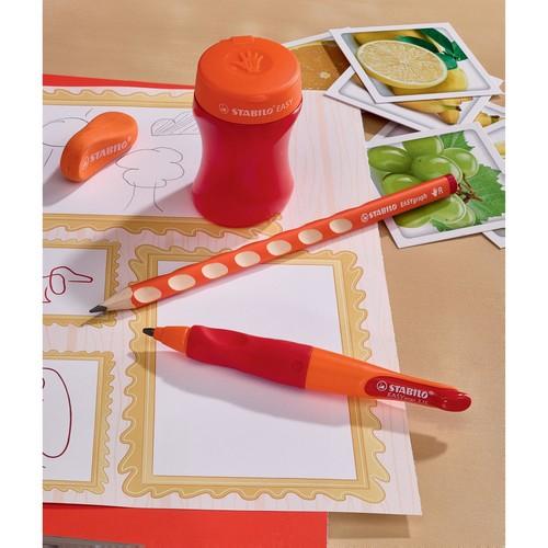 Bleistift EASYgraph HB 3,15mm Rechtshänder orange Stabilo 322/03-HB Produktbild Additional View 2 L